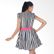 Carte Dress Sweet Bow Black & White