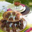 Cooks Habit Silicone Mould 4 Seasons Brown Cetakan Kue