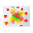 Cooks Habit Silicone Mould Bunch of Love Pink Cetakan Kue