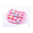 Cooks Habit Silicone Mould Kitty Face Pink Cetakan Kue