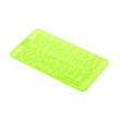 Cooks Habit Silicone Mould Letters Green Cetakan Kue