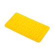 Cooks Habit Silicone Mould Letters Yellow Cetakan Kue