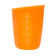 Cooks Habit Orange Silicone Measuring Cup Gelas Takar