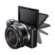 Sony ILCE A5000 L KIT 16-50mm f/3.5-5.6 OSS Hitam Kamera Mirrorless