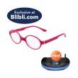 Energeyes Kids X1403 44/18 C1 EDKO100100 Pony Pink Kacamata Anak + Casing Blue