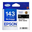 Epson T143 Black Ink Cartridge