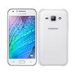 Samsung Galaxy J1 J100H White Smartphone