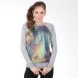 Freya Flowy Green Sweater