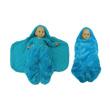 Hanaroo Fluffy Blanket Torqouise