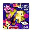 Hasbro My Little Pony Wild Rainbow Apple Bloom Mainan Anak