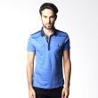 OTO ONO 442A Blue Polo Shirt