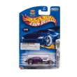 Hotwheels 2003 First Editions 1/4 Mile Coupe Purple Diecast