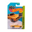 HotWheels Factory Sealed 1974 Brazilian Dodge Charger Yellow Diecast