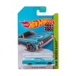 Hotwheels Factory Sealed 64 Lincoln Continental Blue Diecast