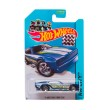 Hotwheels Factory Sealed 71 Mustang Funny Car Blue Diecast