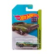 Hotwheels Factory Sealed 71 Plymouth Road Runner Green Diecast