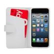 Capdase Sider Classic Putih Folder Case for iPod 5