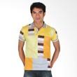 Jeffry Tan Man Polo Yellow