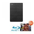 Seagate Expansion NEW 1 TB Hard Disk Eksternal + 20 Blu-Ray Movie Original Box Office June 2015