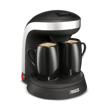 PRINCESS Two Cups Coffee Maker 242293 Black