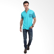 Labette Polo Shirt Tosca Stripe Sleeve