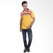 Labette Polo Shirt Yellow Stripe