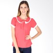 The B Club Blouse Terracota 312461606 Atasan Wanita