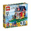 Lego Creator Small Cottage 31009 Mainan Blok & Puzzle