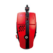 TT eSport Level 10M Merah Gaming Mouse