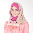 Mocca Cerruti Scarf Little Rose Yellow