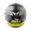 KYT Vendeta 2 Andrea Iannone SE 2-GM Helm Full Face