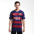 Nike FC Barcelona Home Stadium 658794-422 Red Blue Jersey