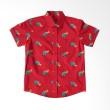 Norlive Fishy Red Baju Atasan Anak Laki-Laki