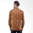 Norlive Yudayana Shirt Brown Batik Pria