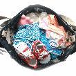 Okiedog Diaper Bag Mondo Agate Black Tas Bayi