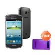Samsung Galaxy Infinite Silver Smartphone + Powerbank