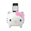 Hello Kitty iPod/iPhone docking system white