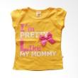 Pleu Blus Pretty-Mommy Yellow