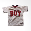 Pleu T-Shirt Boy Grey