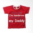 Pleu T-Shirt Handsome Red