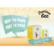 Precious Bee Paket Promo Breast Pad Box Isi 70 Pads Free Box Isi 16 Pads