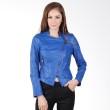 Quincy Ladies Jacket WLJ-08 Blue
