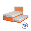 Promo - Comforta Teenager Plus Orange Kasur [Full Set]