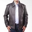 Sogno Leather Jacket 011 Men Jacket Black Jaket Pria