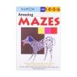 Kumon Amazing Mazes Buku Anak