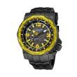 Stuhrling Marine World Timer Yellow Jam Tangan Pria