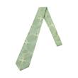 The Y Label New Dawn Necktie Light Green