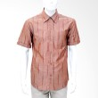 The Y Label Prodigal Sun Short Sleeve Light Red