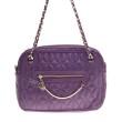 Gobelini Firenze Quilted Purple Shoulder Bag Tas Selempang