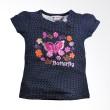 Torio Butterfly Shoulder Atasan Anak Perempuan